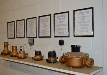 Metering Courses